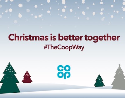 Christmas is better together ad