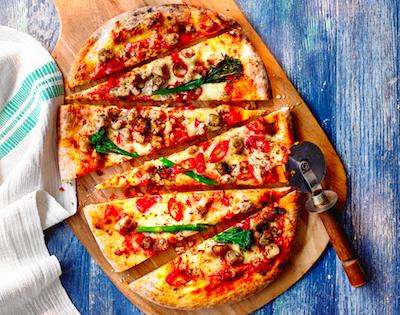 Member Designed Pizza