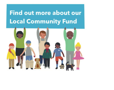 We're looking for local causes that need funds